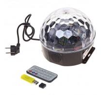 Диско шар - световой эффект для домашней дискотеки