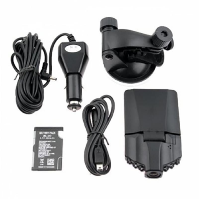 Компактный видеорегистратор HDSMART