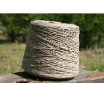 Толстая льняная пряжа (1 кг)